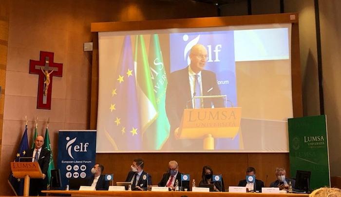 Marco Mariani eletto nel board dell'European Liberal Forum