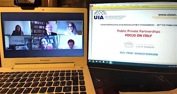 Il Congresso annuale dell'Unione Internazionale degli Avvocati (UIA)